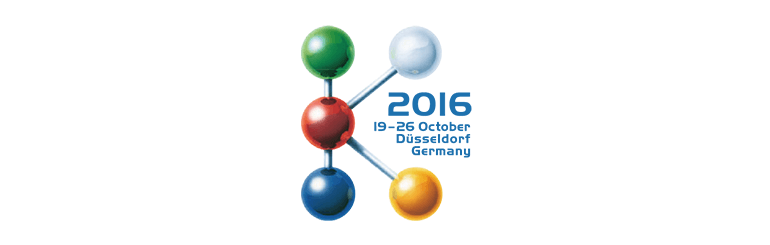 K2016 international Trade Fair Plastics and Rubber
