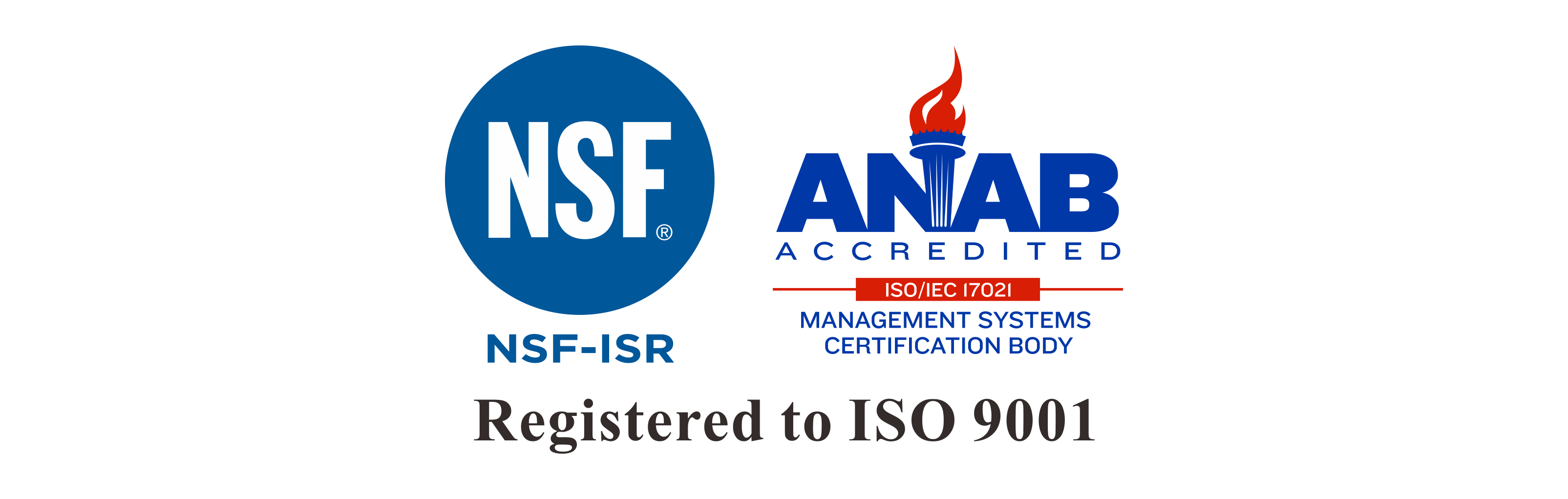 ARICO Approved to ISO 9001:2015