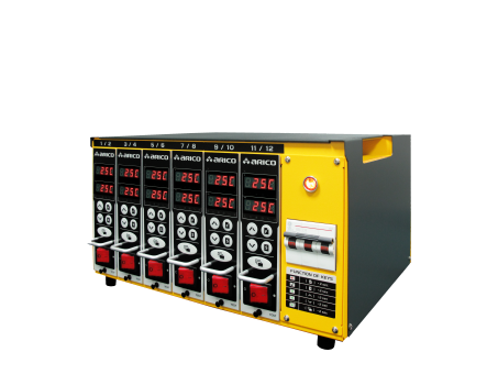 Hot Runner Temperature Controller Chassis Series-TC5T