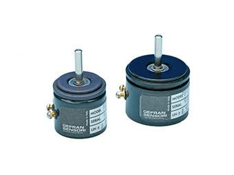 Rotative Displacement Transducers