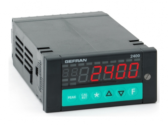 2400 Fast Display / Alarm Unit