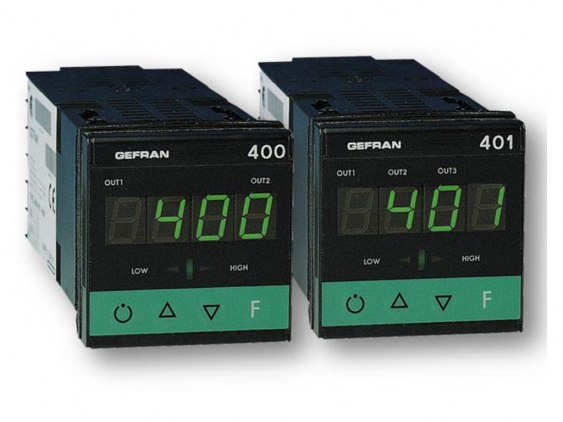 400-401 Single display controller