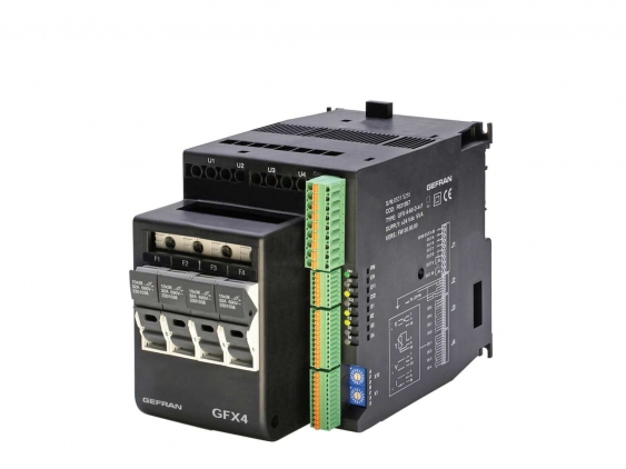 GFX4 4 zones Modular Power Controller