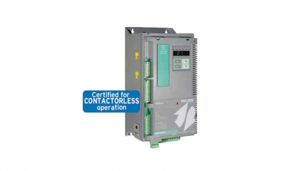 Vector inverter for lifts with synchronous/asynchronous motors ADL300