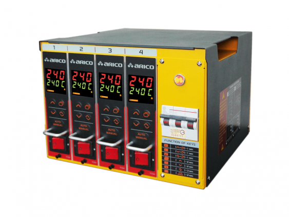 Hot Runner Temperature Controller Chassis Series-TC5H