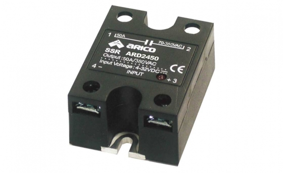 Solid State Relays / DC-AC-220 / 380V series