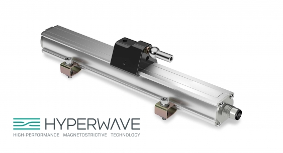 WPP-S contactless magnetostrictive linear position transducer(synchronous serial output)